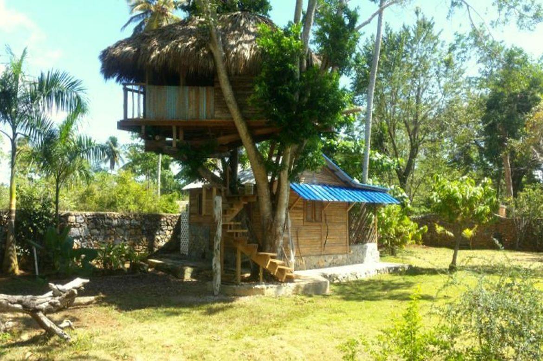 Ecotree+ecotoo Las Galeras Villa Rentals