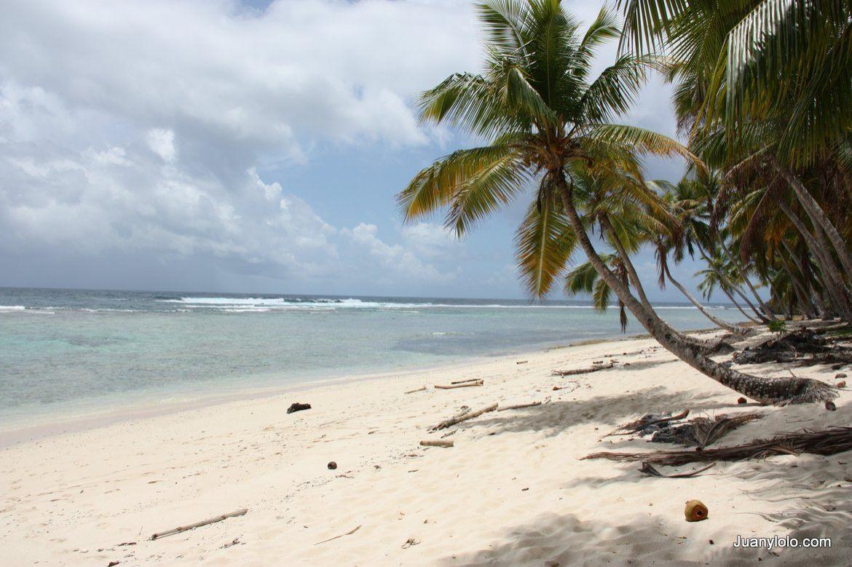 Playa Fronton Las Galeras Beach