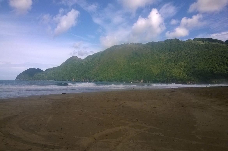 Playa El Valle Las Galeras Beach